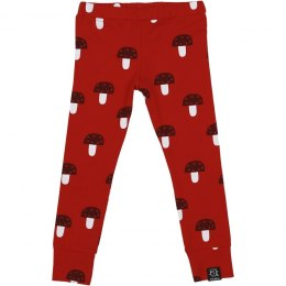KUKUKID Legginsy Red Toadstools