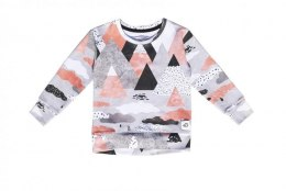 Pocopato Bluza SWEATSHIRT RAINY MOUNTAINS