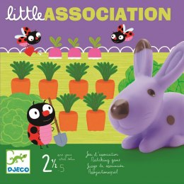 DJECO Gra planszowa LITTLE ASSOCIATION