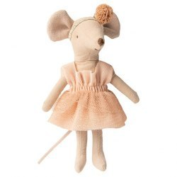 Maileg Ubranko dla myszki - Dance clothes for mouse - Giselle