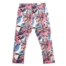 Hey Popinjay legginsy Cold Flowers by Aleosa