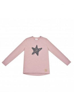 TUSS Bluzka Star dusty pink