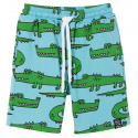 KUKUKID Pocket Shorts Blue Crocodile