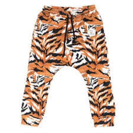 Hey Popinjay Spodnie baggy Tiger fur