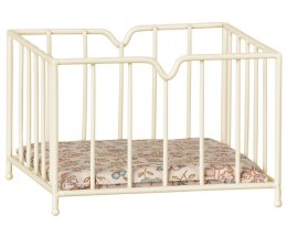 Maileg Kojec - Playpen, Micro, off white