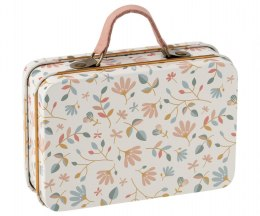 Maileg Walizka na skarby - Metal Suitcase. Merle light