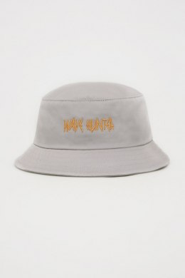 Minikid Kapelusz Bucket Hat Grey
